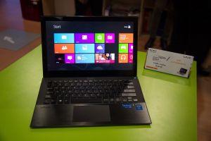 Cel mai usor Ultrabook din lume a ajuns in Romania. Sony VAIO Pro