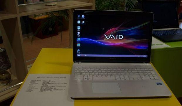 Noile Sony VAIO Fit, laptopuri de la 2.200 RON