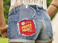 Pantalonii scurti si sacul de dormit care-ti incarca telefonul