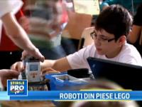Olimpiada romana de robotica. Inventiile spectaculoase ale pustilor de 12 ani