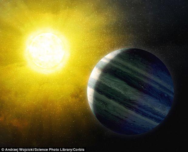 Planeta care nu ar trebui sa existe. Astronomii:  Este un mister, asa ceva stiam ca este imposibil