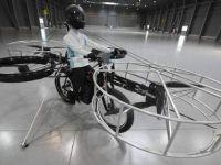 Bicicleta zburatoare, o inventie ceheasca
