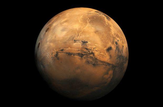 Descoperire incredibila facuta intr-un meteorit care provine de pe Marte.  Nu ne asteptam sa gasim asa ceva