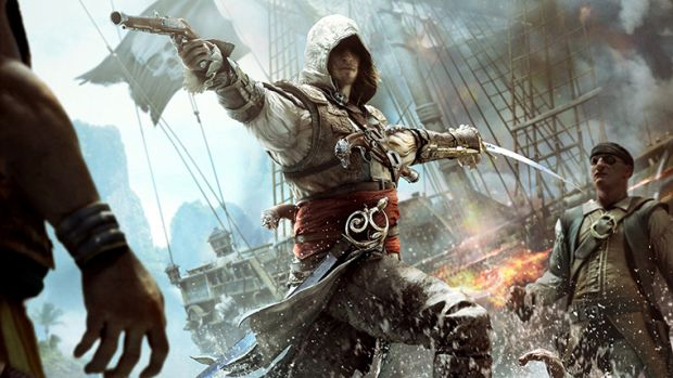 Assassin s Creed 4 Black Flag: trailer si comentariu al dezvoltatorului VIDEO