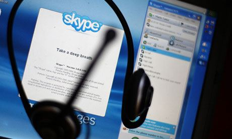 Skype recunoaste ca a permis autoritatilor americane accesul la datele utilizatorilor