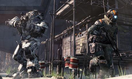 Titanfall, jocul care va ajunge pe Xbox si PC primavara viitoare VIDEO