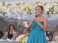 VIRAL Nu vor uita niciodata ziua nuntii. Ce face domnisoara de onoare e demential. Tot Internetul a vazut