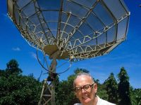 O mostra ADN a celebrului scriitor SF Arthur C. Clarke va fi lansata in spatiu