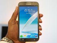 Galaxy Note III va fi prezentat pe 4 septembrie. Cat de mare va fi ecranul