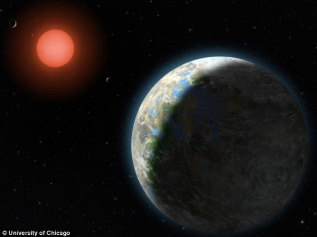 Sunt 60 de miliarde de planete care pot sustine viata in galaxia noastra