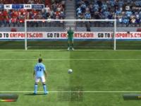 Faza anului la FIFA 13! Toti se intreaba pe ce taste a apasat ca sa-i iasa o asemenea executie! Golul nemaivazut pana acum in joc: VIDEO