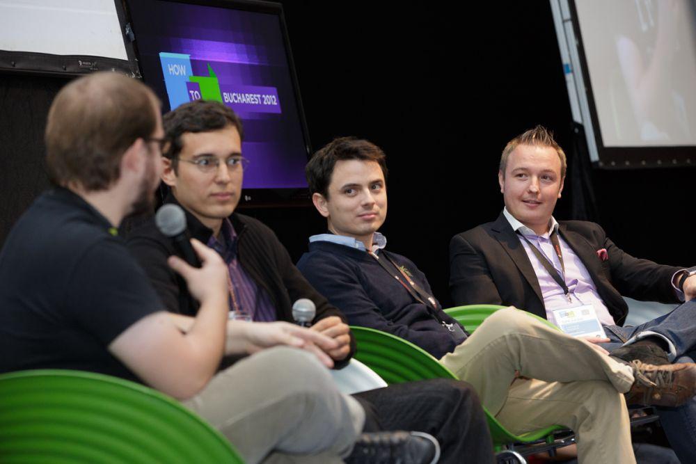 How to Web 2013. Bucurestiul devine, in noiembrie, capitala inovatiei
