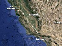Trenul de mare viteza care poate lega San Francisco de Los Angeles