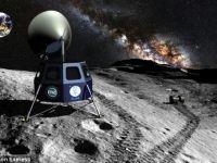 Prima misiune la Polul Sud al Lunii ar putea avea loc in 2016