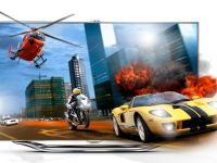 Doua posturi TV 3D in Romania. Oferta de 200 de canale pregatita de UPC
