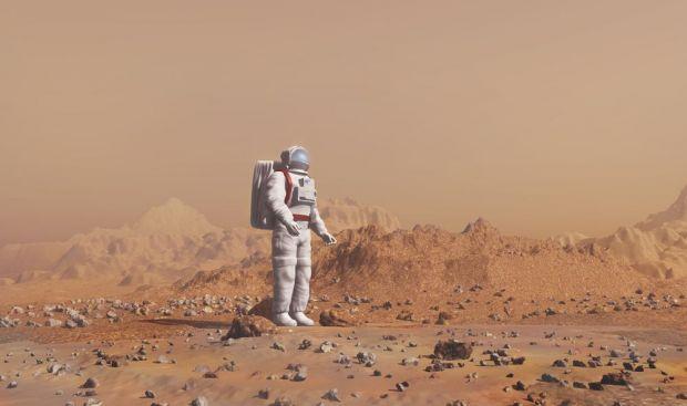 Pe Marte era mai mult oxigen decat pe Pamant. Ce s-a schimbat