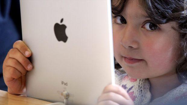 Generatia iPad va invata mai putine cuvinte