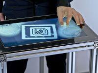 Germanii au inventat primul ecran touch care recunoaste amprentele