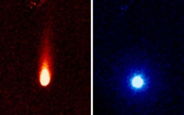 Spectacolul pe care  cometa secolului  il va realiza in curand:  Va produce aceeasi lumina ca Luna