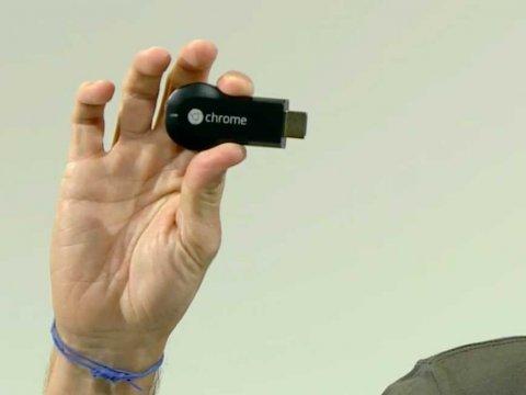 Cum poti avea Internet wireless direct pe televizor. Google a lansat Chromecast