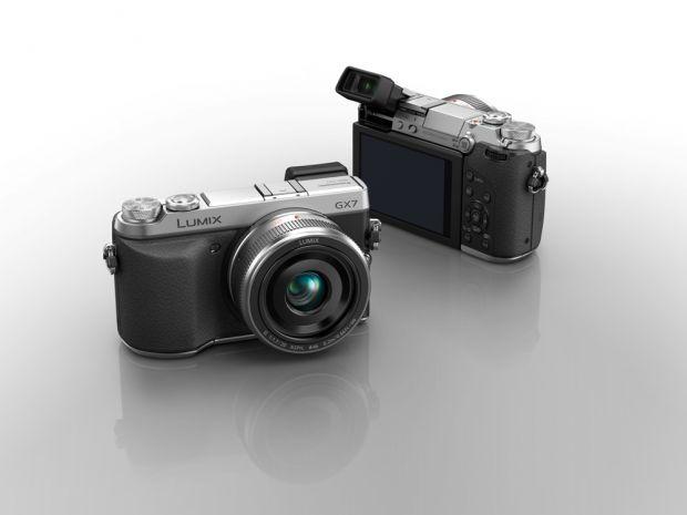 Noua camera foto Panasonic LUMIX GX7 ofera pasionatilor de fotografie cele mai noi tehnologii, incorporate intr-un design clasic