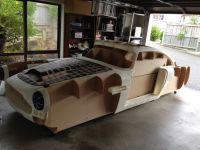 Aston Martin DB4, realizata cu ajutorul unei imprimante 3D