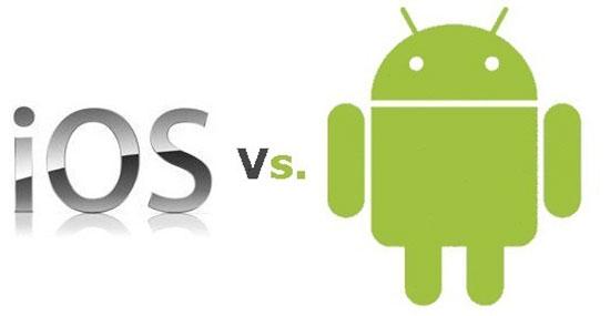 Android, numarul 1 la sistemele de operare mobile. Cat de slab sta iOS la cota de piata