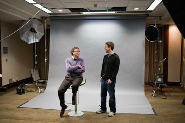 Secretul succesului: ce au in comun Bill Gates si Mark Zuckerberg
