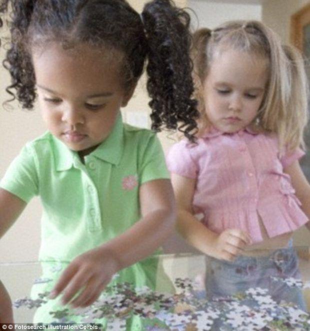Copiii isi dezvolta spiritul de competitie inca de la varsta de patru ani