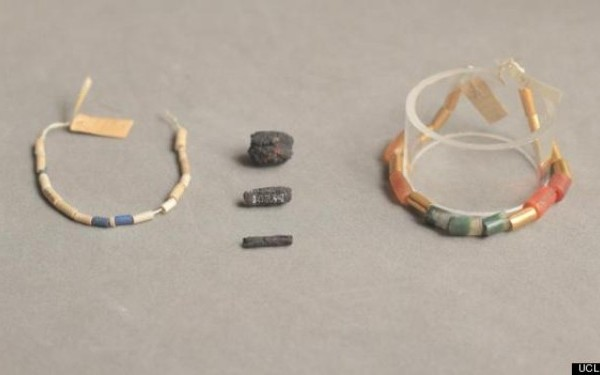 Cele mai vechi obiecte din fier descoperite pe Terra au cazut din cer