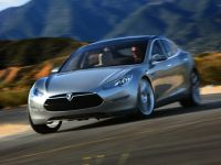 Tesla Model S, masina nebunilor din Silicon Valley, a uimit in testele de siguranta