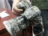Un DSLR furat de un aligator a fost recuperat dupa 8 luni