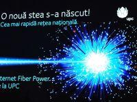 Internet cu viteze de pana la 200 Mbps in 9 orase din Romania prin UPC Fiber Power