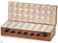 Cel mai vechi calculator din lume a ajuns la licitatie