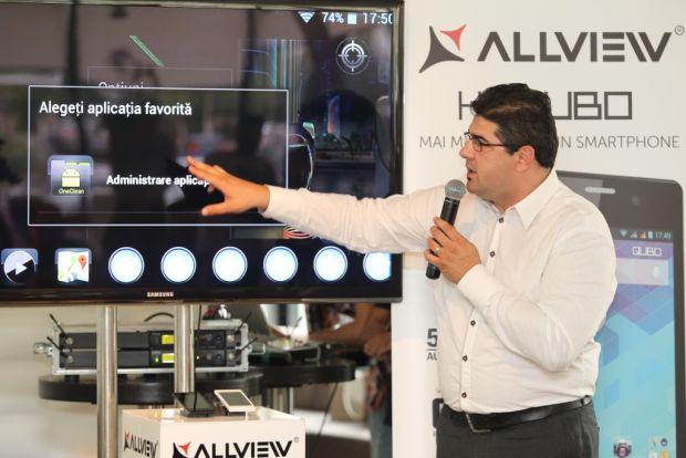 Allview H2 Qubo, un nou dual-SIM quad-core lansat de brasoveni