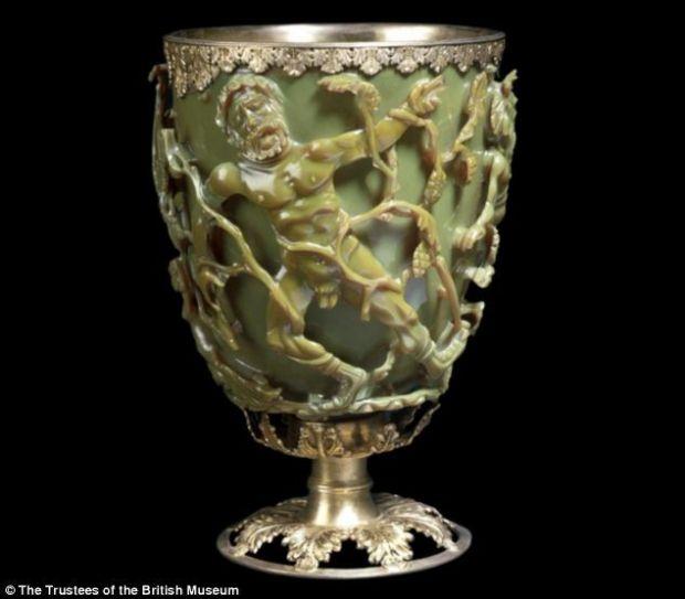 Au inventat vechii romani nanotehnologia? Descoperirea facuta de arheologi