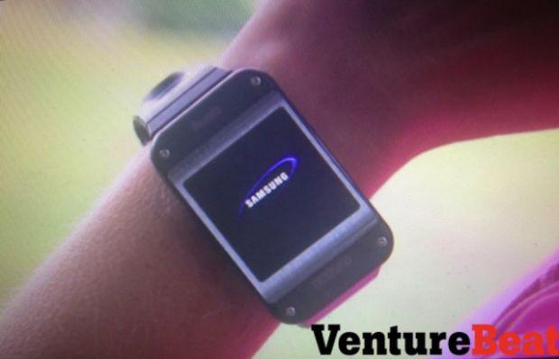 Samsung Galaxy Gear. Asa arata ceasul inteligent al sud-coreenilor, care va fi lansat la IFA Berlin. FOTO+Specificatii