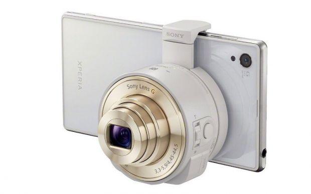 Sony QX Smart iti transforma smartphone-ul in camera foto