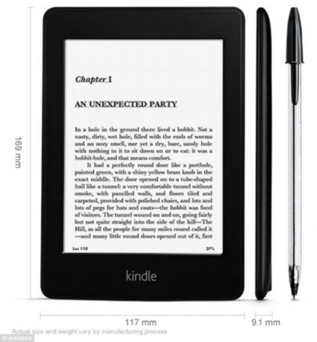 A sasea generatie de ebook readere de la Amazon este gata sa ajunga la fani