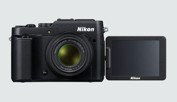 Nikon Coolpix 7800, noul varf de gama al companiei. Camera a primit o multime de functii avansate. GALERIE FOTO