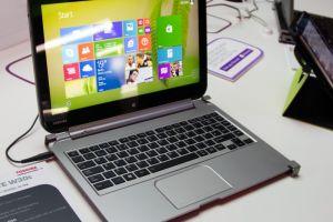 2 in 1, laptop si tableta. Toshiba lanseaza Satellite W30t si W30Dt