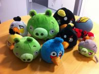 Rovio aduce jocul Angry Birds in orarul gradinitelor