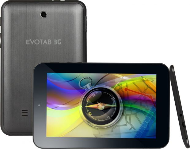 Evolio Evotab 3G, o tableta de 7 inch pentru oamenii activi sau care calatoresc mult
