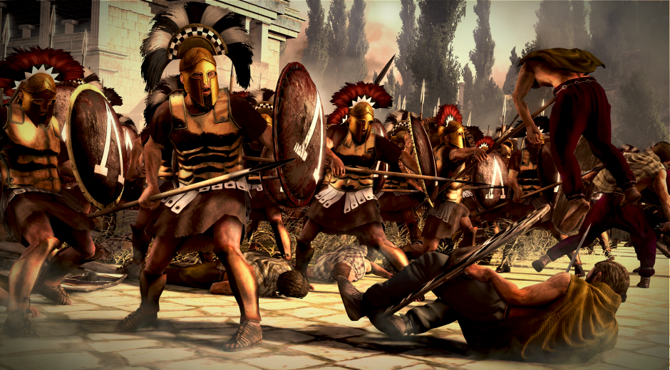 REVIEW Total War: Rome II