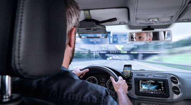 Pioneer a lansat la IFA Berlin 2013 primul GPS cu realitate augmentata
