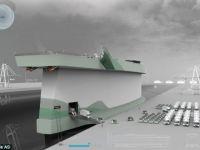 Inovatie in navigatie: un design revolutionar ar putea reduce drastic consumul de combustibil