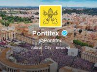Tu stii cine a fost primul utilizator de Twitter? Iata ce spune Vaticanul