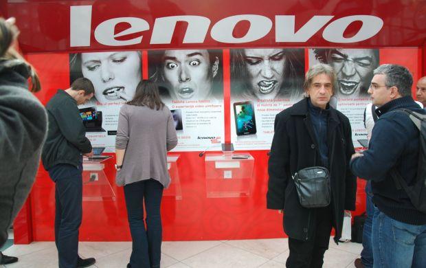 Lenovo lanseaza la Bucuresti noi tablete si laptopuri cu ecran touch. Urmeaza un telefon?