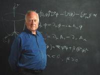 Premiul Nobel pentru Fizica 2013, acordat pentru descoperirea  particulei lui Dumnezeu
