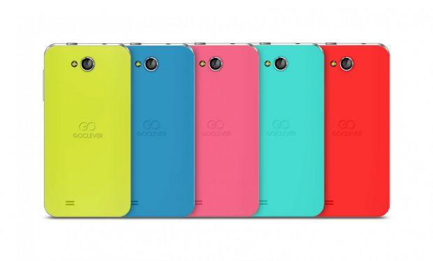 GoClever Quantum 4, un smartphone dual-SIM la 399 RON